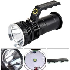 3-mode 3000LM Handheld CREE XM-L Rechargeable LED 18650 Flashlight Torch Lamp -
