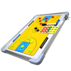 New 2 Sided Magnetic Basketball Coaching Board By Gml Inc..
