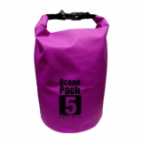 5L Ocean Pack Waterproof Storage Dry Bag Pouch for Boating Kayaking Hiking surfing image on snachetto.com