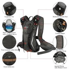 5l Sturdy Water Resistant Outdoor Backpack Cycling Backpack Bag Biking Hiking Bag Shoulder Bag Backpack Daypack Lightweight Holds Hydration Bladder(not Included) - Intl By Tdigitals.