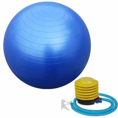 65cm Gym Ball with Pump (Color May Vary)