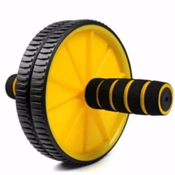 Ab Rocket 110 Wheel Total Body Exerciser (Yelllow)