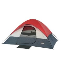 3.3 kilos - American Rec Mountain Trails South Bend 4 Persons (Red/Blue)  sc 1 st  Lazada Philippines & American Rec Philippines: American Rec price list - Tent for sale ...