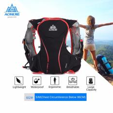 AONIJIE Outdoors Backpack 5L Cycling Vest Hydration Pack for Running Riding( S / M size