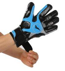 Blue Size 9 Mens Football Goalkeeping Soccer Goalkeeper Sports Goalie Gloves - Intl By Let Us Come On..