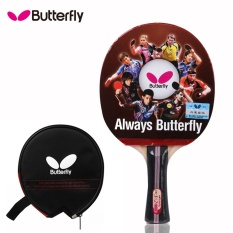 Butterfly Table Tennis Racket 100 Origina TBC 301 Double Pimples In Rubber Ping Pong