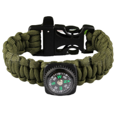Buytra Self Rescue Paracord Cord Bracelet