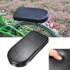 Comfortable Bike Bicycle MTB Soft Cushion Seat Rear Rack For Adults Children Black Bicycle Rear Rack