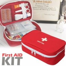 D&d First Aid Pouch - Large- Bag Only - Travel Outdoor Emergency First Aid Organizer By D&d.