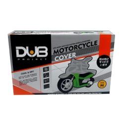 Dub Medium Motorcycle Cover (Gray)