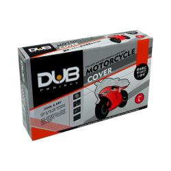 Dub Motorcycle Cover Large (Gray)