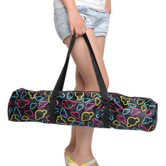 High Quality Portable Waterproof Yoga Pilates Mat Carrying Case Bag Backpack By Bokeda Store.
