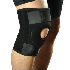 Elastic Neoprene Patella Brace Knee Belt Support Fastener Adjustable Strap - Intl By Pattenshop.