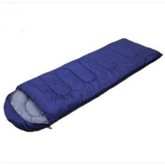 Envelope Folding Outdoor Sleeping Bag (navy Blue) By Usje Trading.