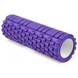 EVA Foam Roller Yoga (Purple) (Intl) - thumbnail 1