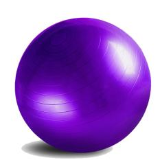 Exercise Ball,EXTRA THICK Yoga Ball Includes Foot Pump. Anti-Burst - Slip