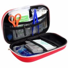 First Aid Kit Bag Emergency Medical Survival Rescue Box By Supremo Online.