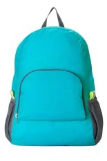 5139ca478150 Foldable Lightweight Waterproof Travel Backpack - Your Reliable Travel Buddy  (Sky Blue)