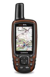 Garmin GPSMAP 64s Handheld GPS Navigator (Black/Orange)