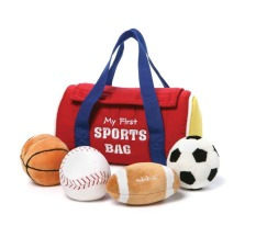 Gund My First Sports Bag Playset By Galleon.ph