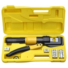 Heavy Duty 4-70mm 8t Manually Hydraulic Crimper Crimping Tool - Intl By Greatbuy888.