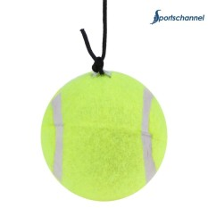 High Elasticity Self-Study Woolen Training Tennis Ball With Detachable String - Intl By Sportschannel.