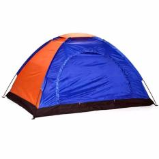 Lightweight 4 Person C&ing Backpacking Tent With carry Bag (Multicolor)  sc 1 st  Lazada Philippines & Tents for sale - Outdoor Tents online brands prices u0026 reviews in ...