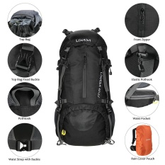 1ebe043082 Lixada 50L Water Resistant Outdoor Sport Hiking Camping Travel Backpack  Pack Mountaineering Climbing Backpacking Trekking Bag