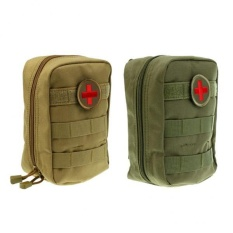 Tactical EMT Pouch Medic EMS Paramedic Molle First Aid Pouch Bag Black Sporting Goods Hiking Rucksacks & Bags