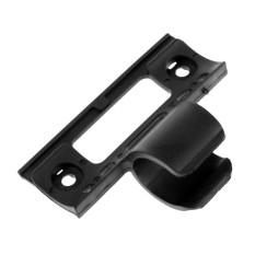 Black Cycling Bike Bicycle Pump Holder Portable Pump Retaining Clips