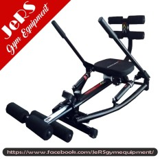 Multi-Function Rowing Machine By Jers Ac Gym Equipment.