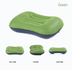 Naturehike Outdoor Inflatable Pillow Travel Air Pillow Neck Camping Sleeping Gear Fast Portable Camping Tent Mat Pillow - Intl By Star Store.
