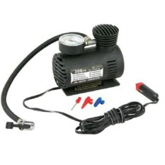 New Portable Mini Electric Air Compressor For Car Tire Inflator Pump