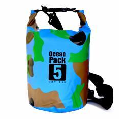 Ocean Pack Dry Bag 5L / 5 Liters Camo