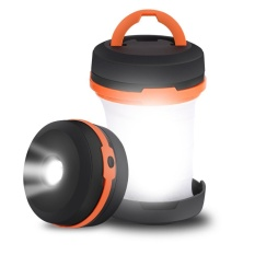 Outdoor Camping Lantern Lights LED, Gogerstar Portable Camping Lantern Collapsible, Battery Powered Camp Light