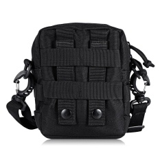 Outlife Outdoor Camping Tactical Molle Single Shoulder Bag - Intl By Fish@cat.