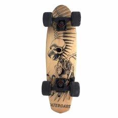 Phoenix Hub 60 Cm Wood Deck Penny Skateboard By Phoenix Hub.