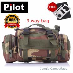 4aedc1410042 Pilot Army Fans W-003 Outdoor Travel Tactical Bag Attack Bag Waterproof Sports  Waist Bag