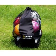 Portable Football Balls Bag Super Big For Basketball Volleyball Ball Net Bags Sports Training Carrying Wholesale - Intl By Koki Bear.