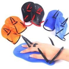 De Professional Swimming Paddles Training Silicone Hand Flippers(s) By De-Diamond.