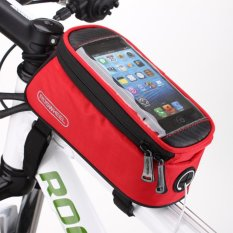 "ROSWHEEL 5.5"" Touchscreen 12496L-CF5 Mountain Bike Bicycle Cycling Full Colour Phone Padded Top"