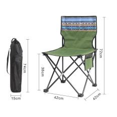 RuYiYu   42 X 42 X 72 Cm, Oxford Oversized Quad Chair, Heavy Duty