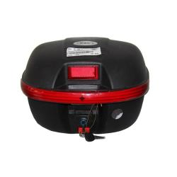 Sec 00291-R 16L Motobox (Black/Red)