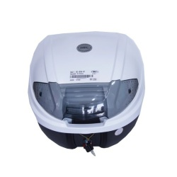 Sec 00555-WT 30L Motobox (White)