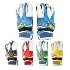 Soccer Football Goalkeeper Gloves Latex Protective Equipment Rd - Intl By Tomatoll.