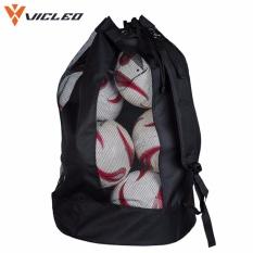 Vicleo Multifunction Big Size Soccer Ball Bag Carry Wear-Resistant Basketball Bag With Net Shape - Intl By Kawasaki Bulls.