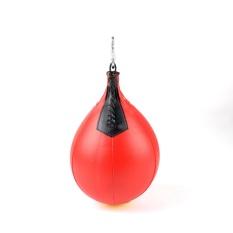 Winmax Boxing Pear Shape PU Speed Ball Swivel Punch Bag Punching Exercise Speedball Speed bag Punch