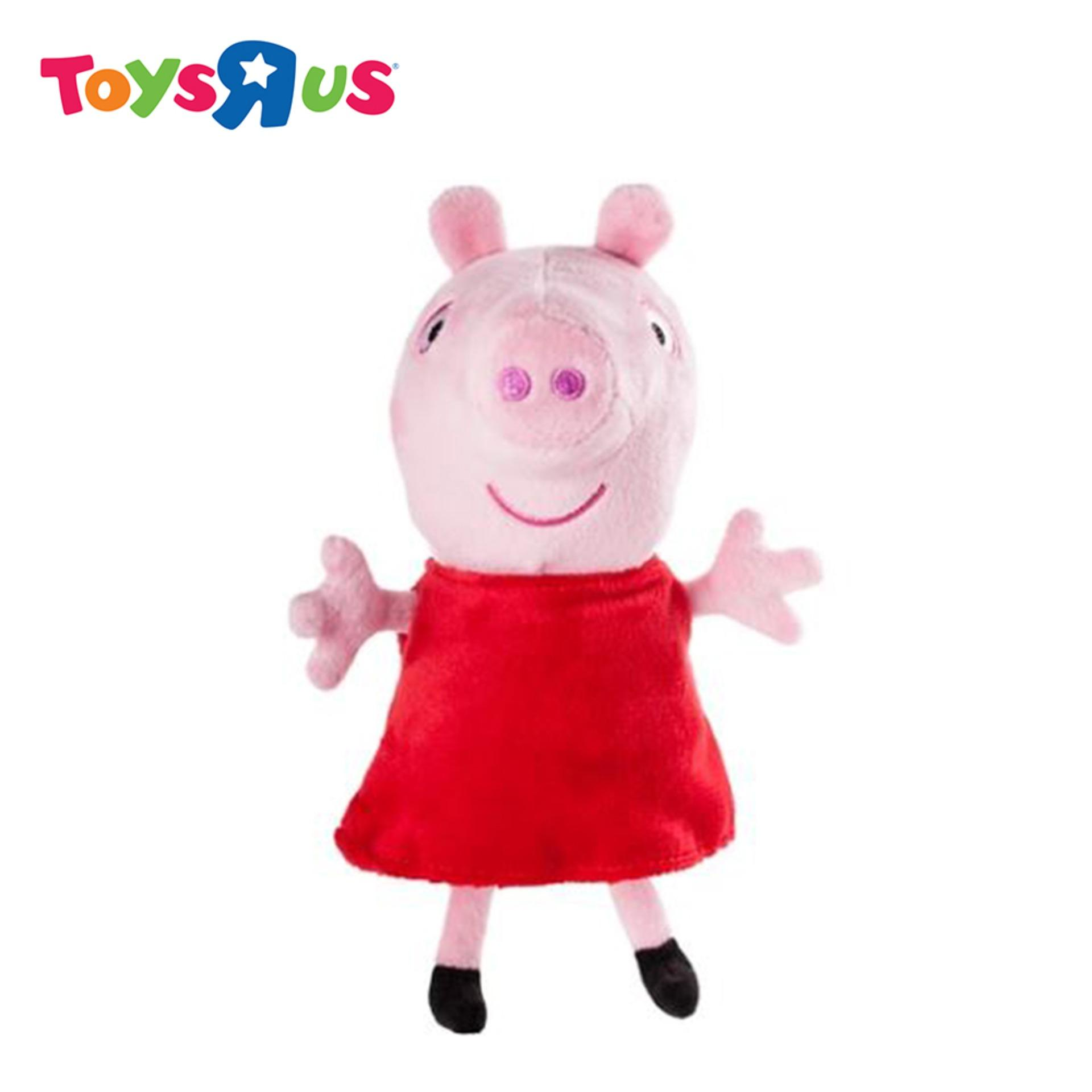 Peppa Pig 6 inch Plush with Sound (Princess Peppa)