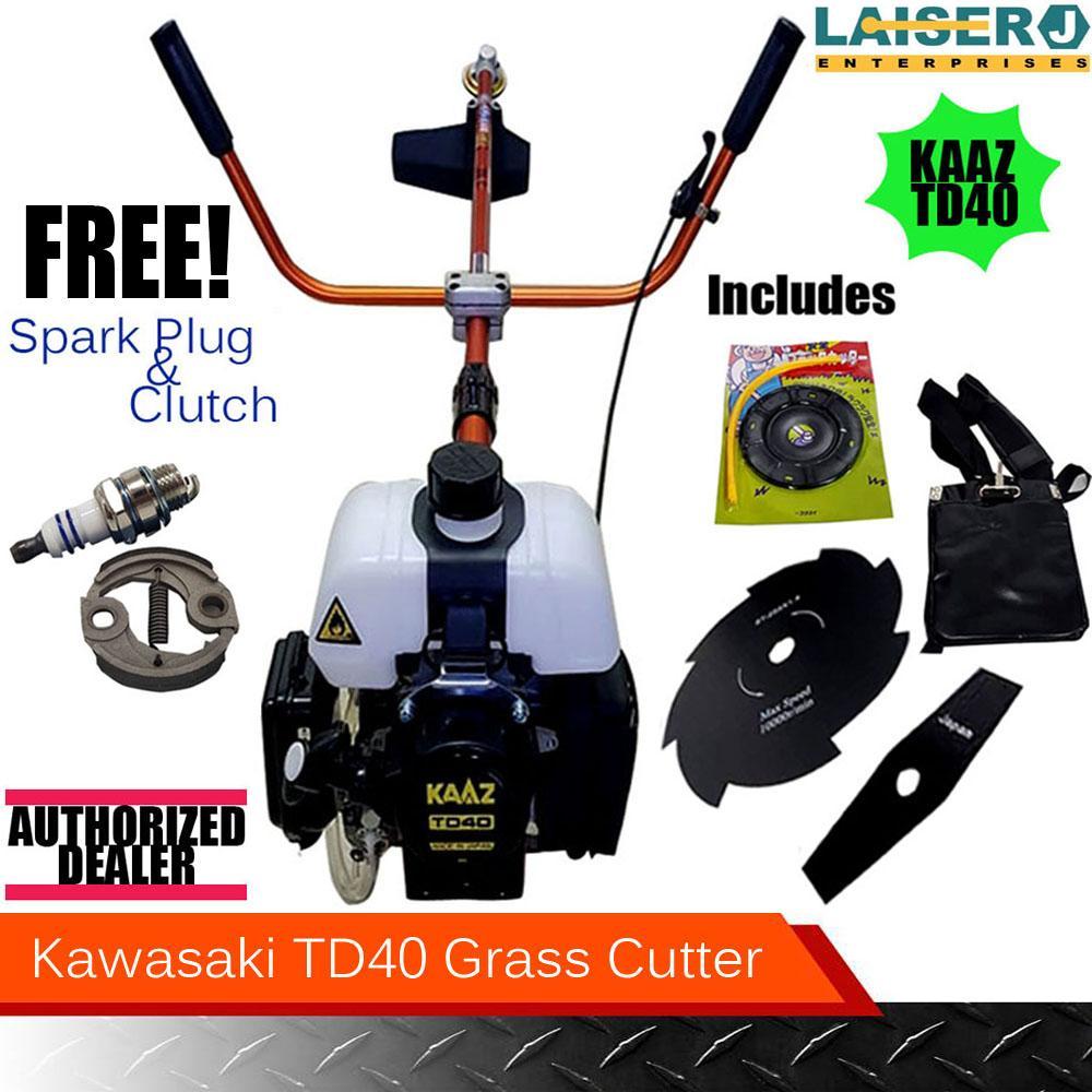 Kawasaki Grass Cutter KAAZ TD40 2 Stroke (Original)