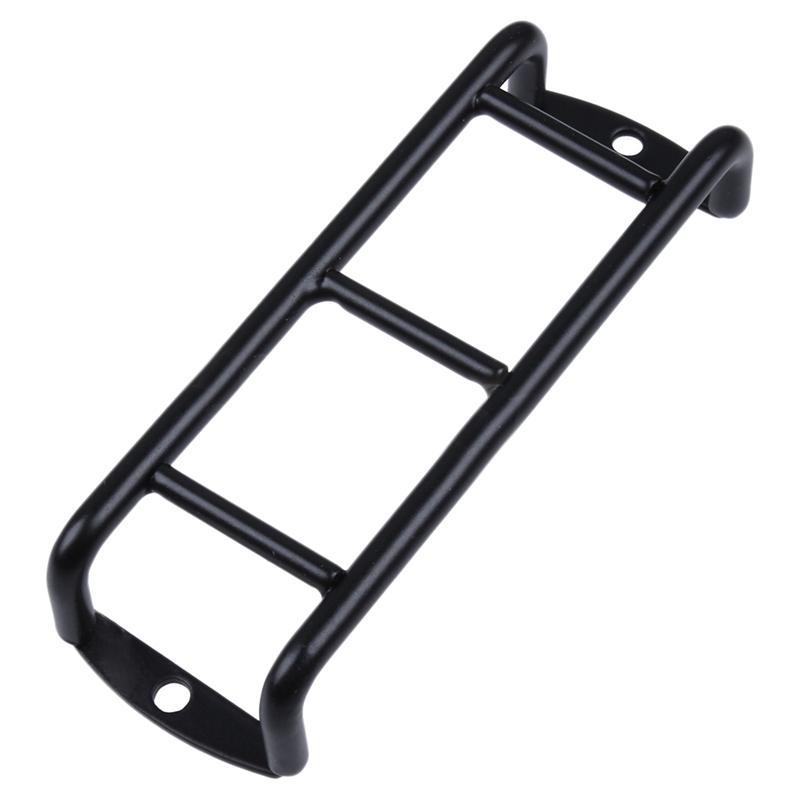 RC Car Metal Mini Stairs Ladder Accessories for Traxxas TRX4 TRX-4 Bronco SCX10 SCX10 II 90046 90047 1//10 RC Crawler Panda